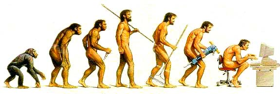 evolution or devolution?